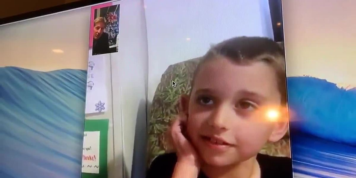 8-year-old battling cancer given free trip to see LSU play in Fiesta Bowl