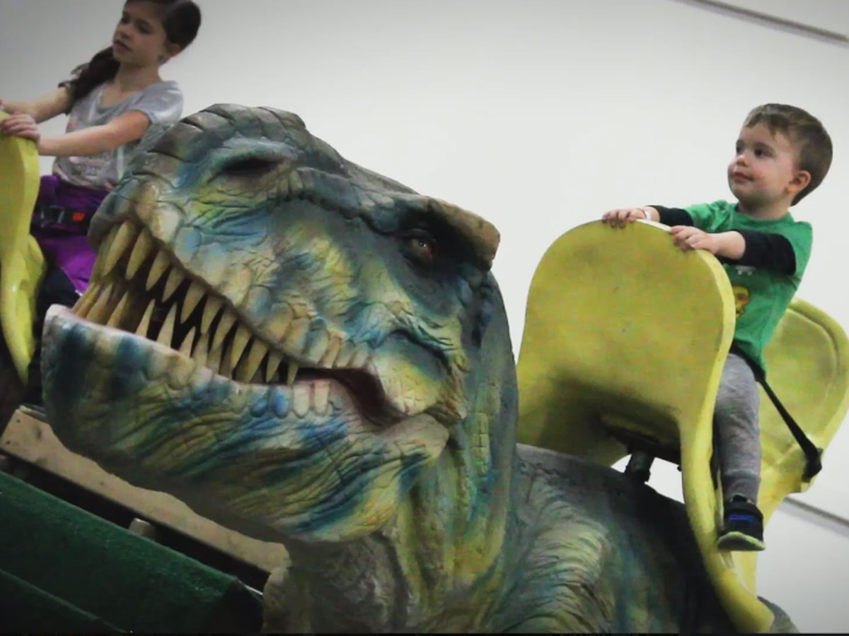 Jurassic Quest is looking to hire staff for Shreveport event