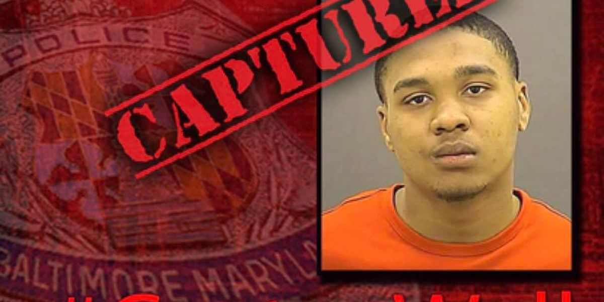 Maryland homicide suspect caught hiding out in Shreveport