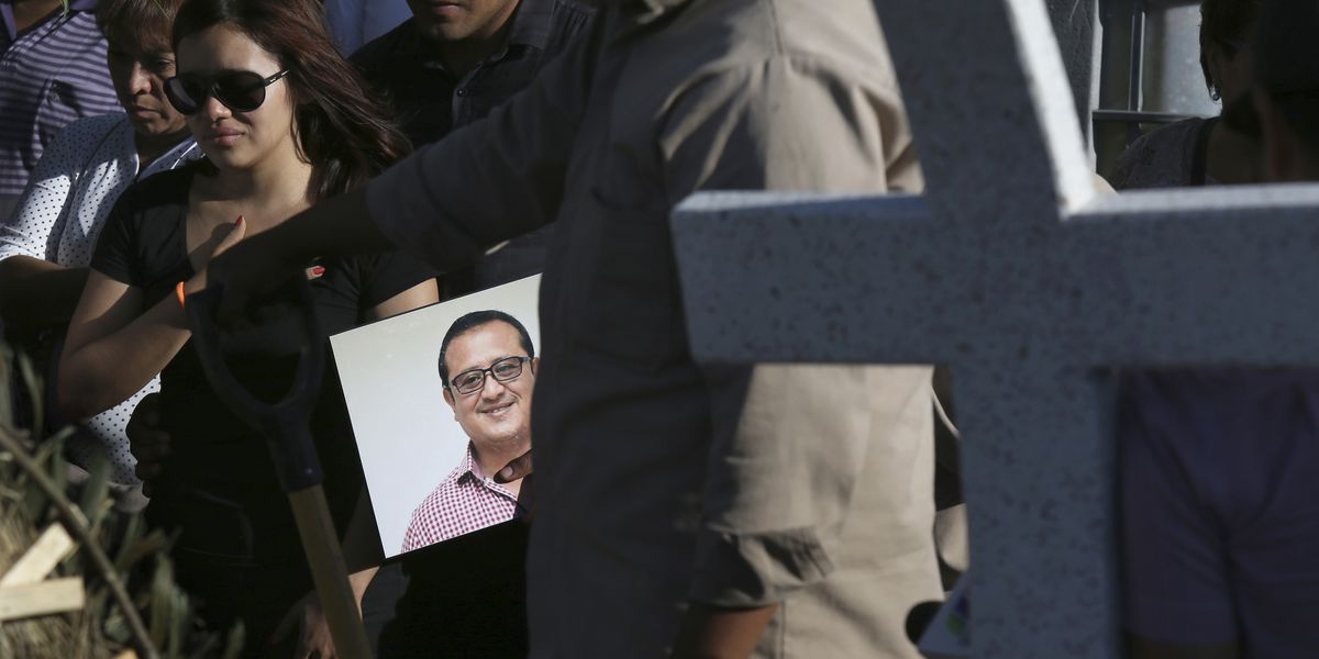 Journalist group counts 94 slayings of media staff in 2018