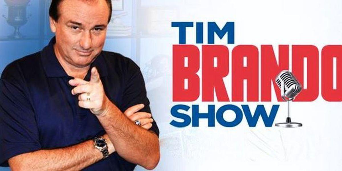 Happening today: Shreveport native Tim Brando to end sports radio show