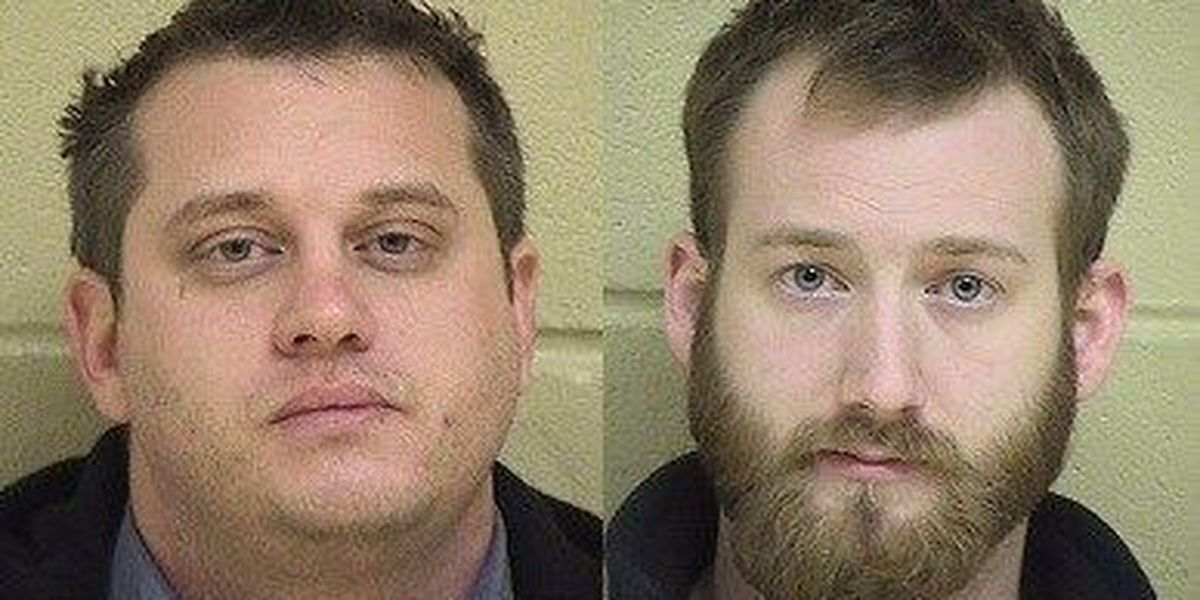 Two East Texas men arrested, accused of rape at Shreveport hotel