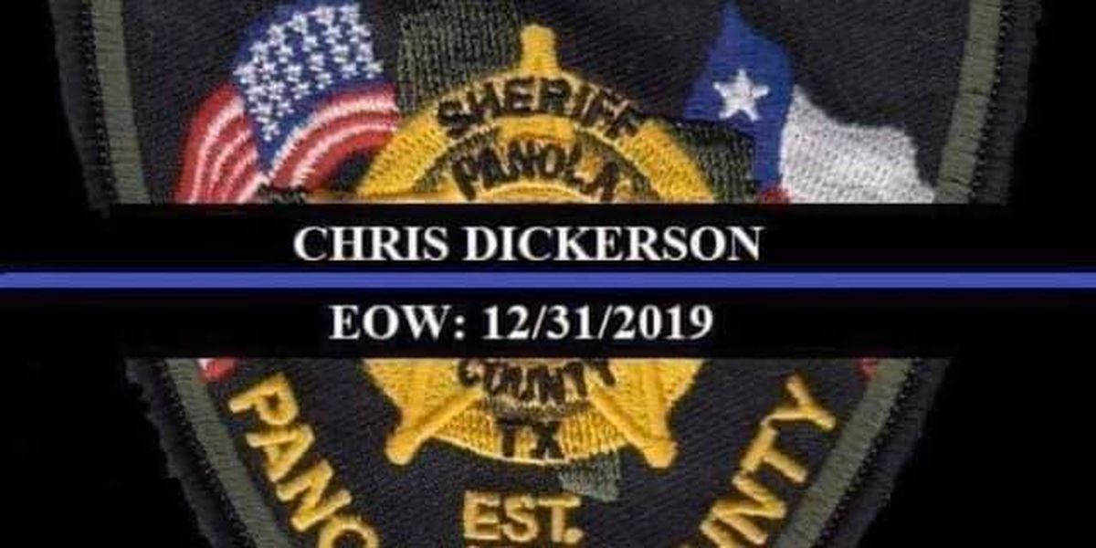 Panola County Sheriff's Office collecting donations for family of slain deputy