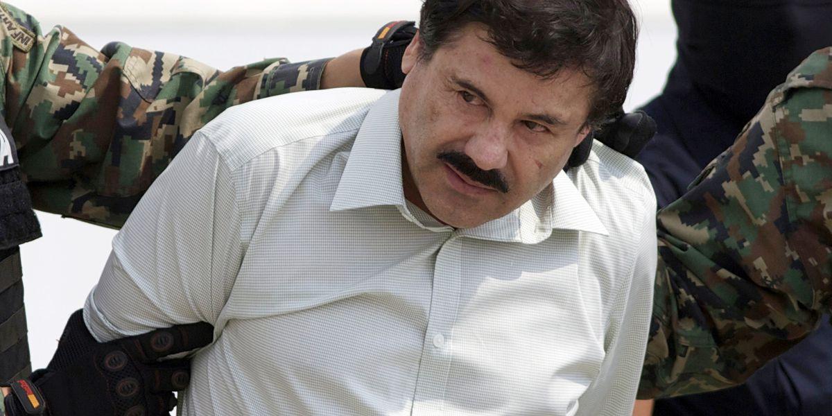 Drug lord 'El Chapo' Guzman sentenced to life in prison