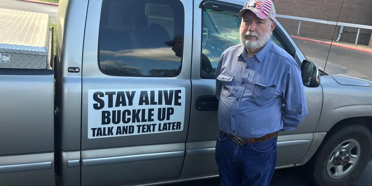 Grandfather of wreck victim urges young drivers to buckle up