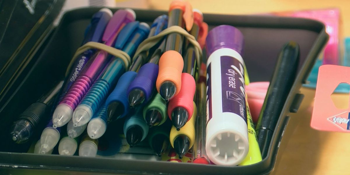 Ways to save on school supplies this Fall