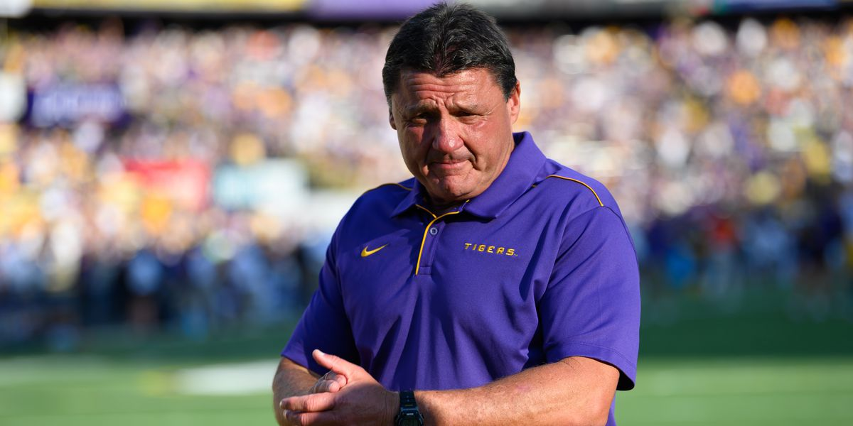 Lunch with Coach O: LSU vs. Texas Preview