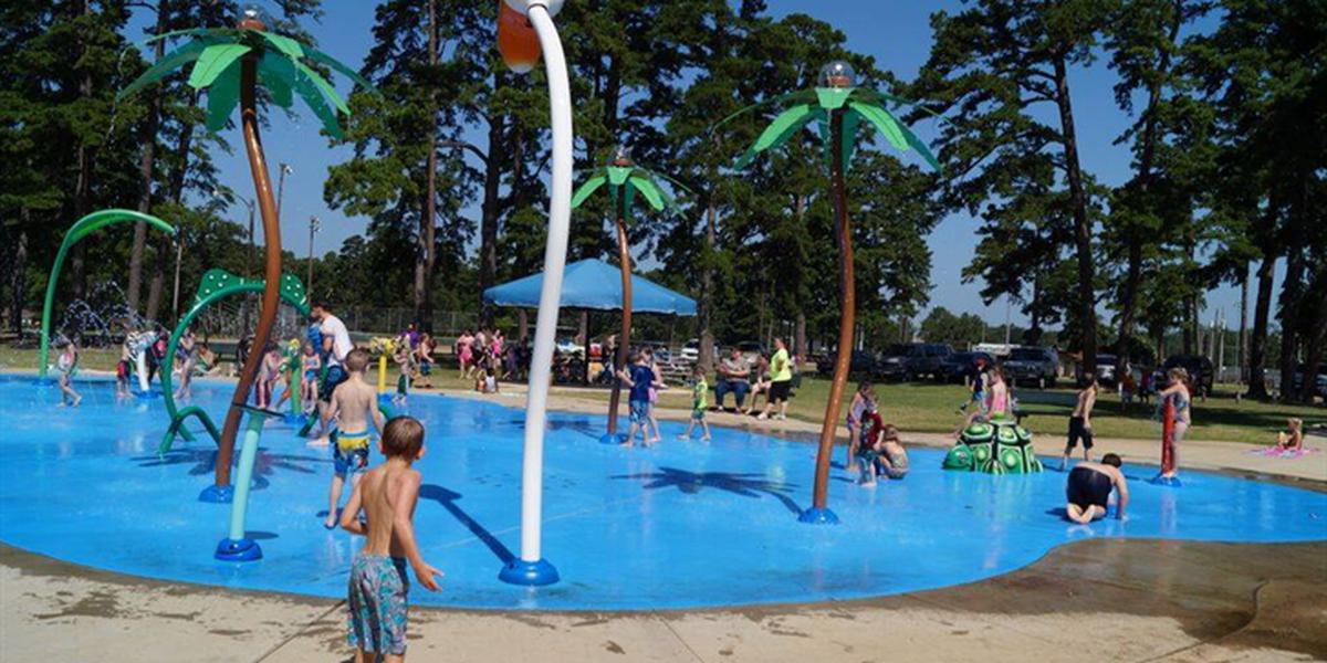 Texarkana park opens public pool before Memorial Day