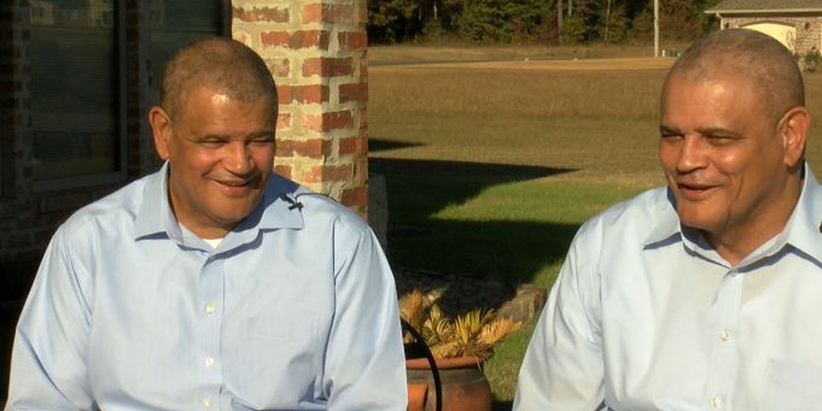 KSLA Salutes: African American twins are first to be promoted to rank of Lieutenant Colonel on the same day