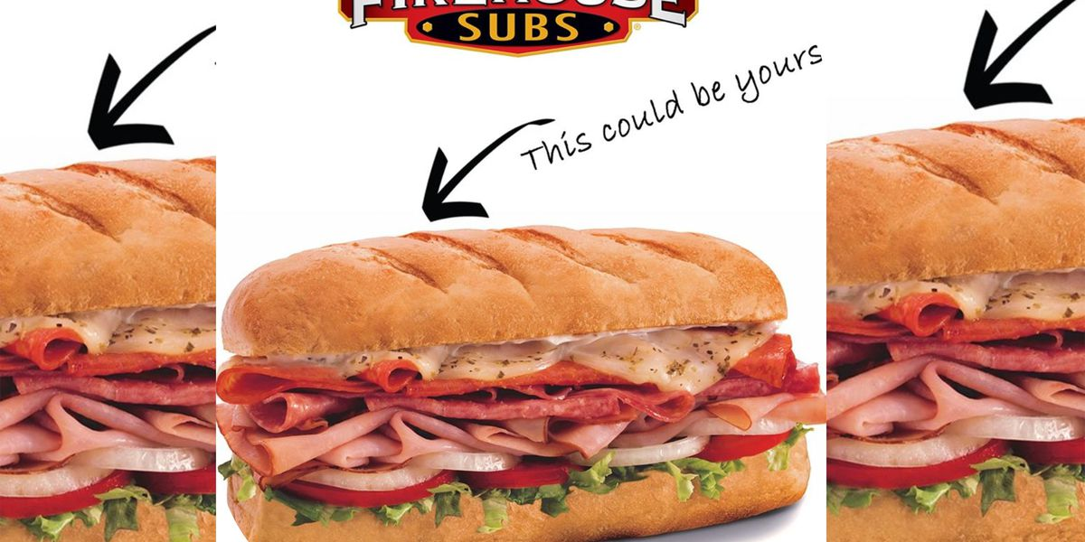 What's in a name? It could be a free Firehouse sub