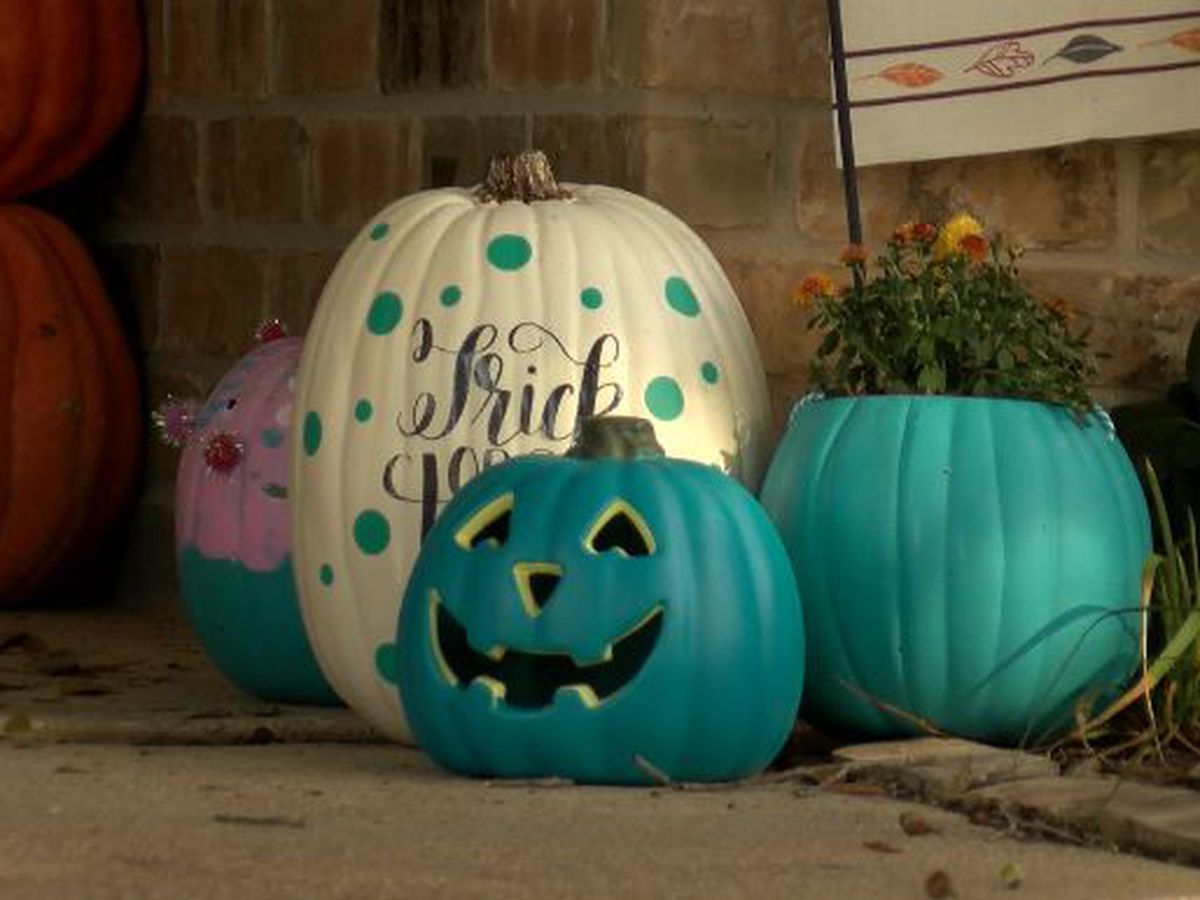 Teal Pumpkin Project helps kids with food allergies enjoy Halloween