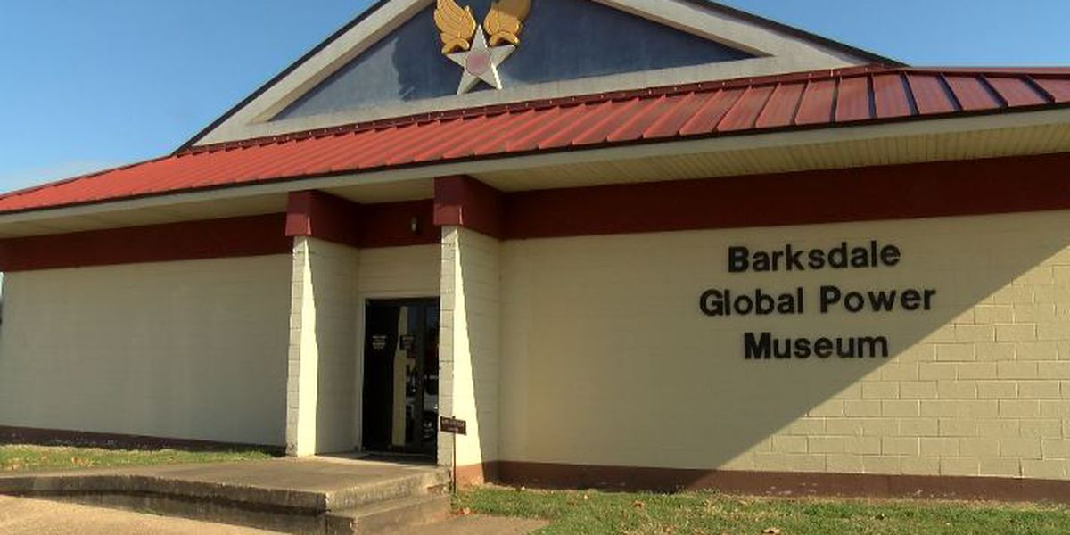 New changes in effect for those visiting Barksdale Global Power Museum