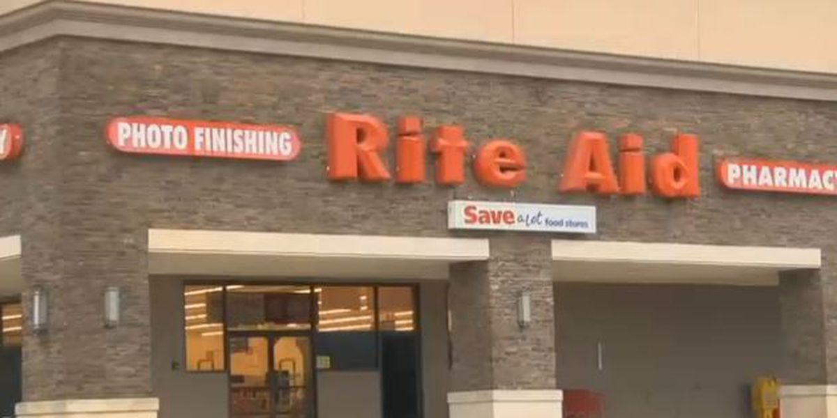 rite aid closing 5 of its 6 stores in shreveport starting feb 24
