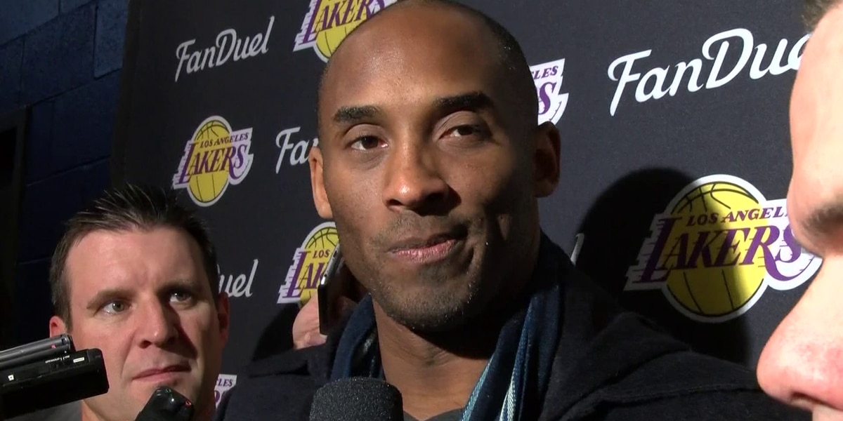 Louisiana sends tributes to Kobe Bryant after helicopter crash