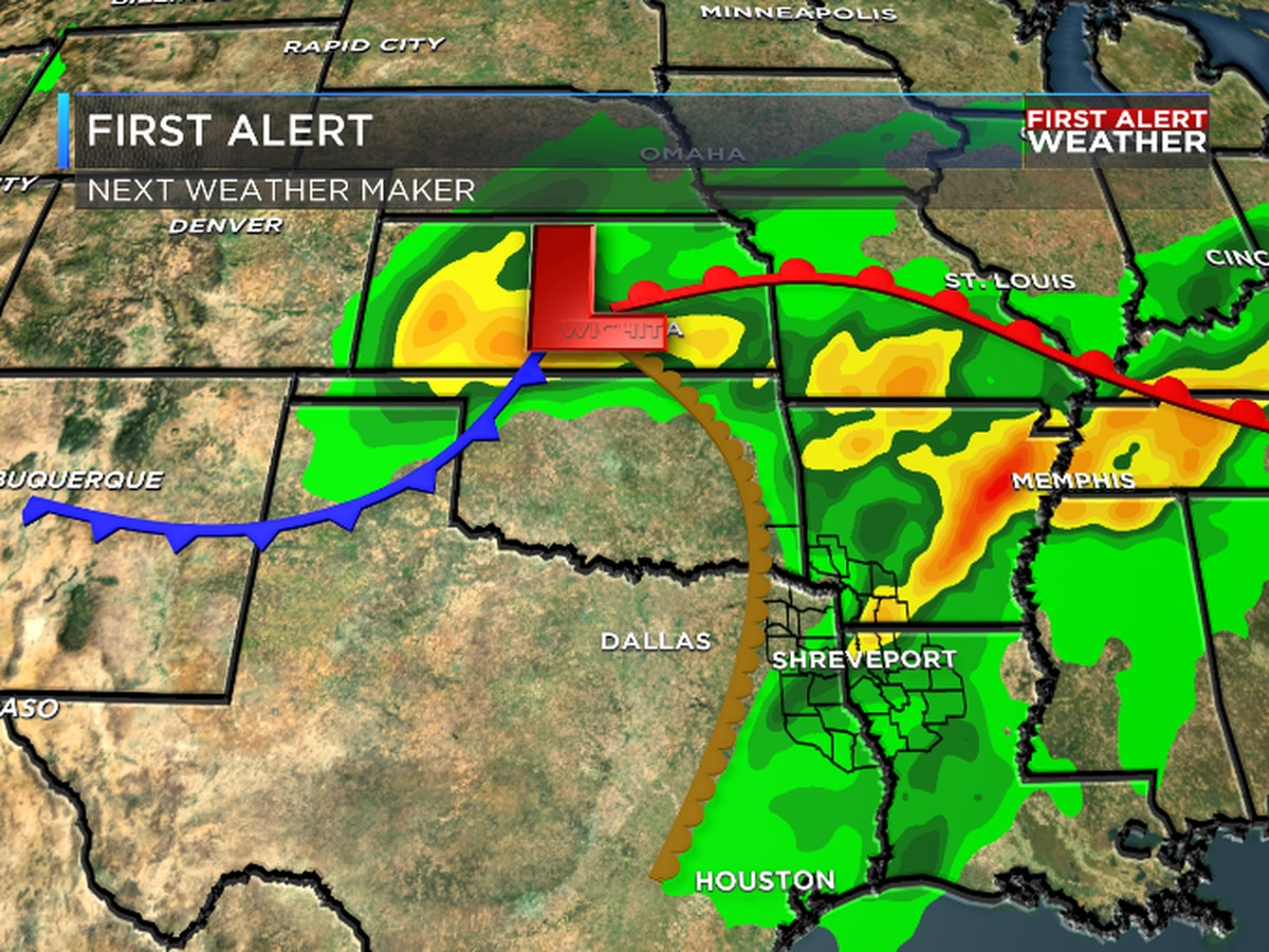 FIRST ALERT: Watching Friday and Saturday for severe weather