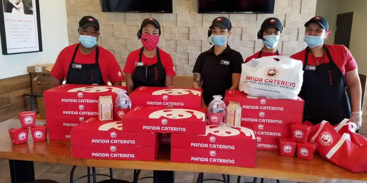 Restaurants give 600 meals, 20,000 masks to healthcare workers