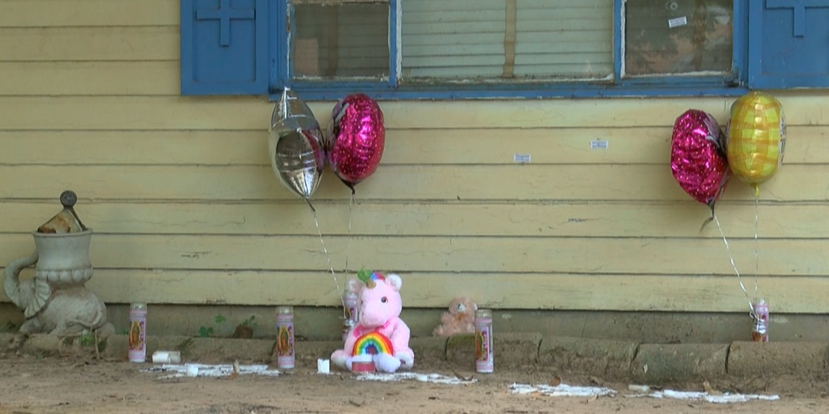 Fatal shooting of infant stuns, scares her neighbors