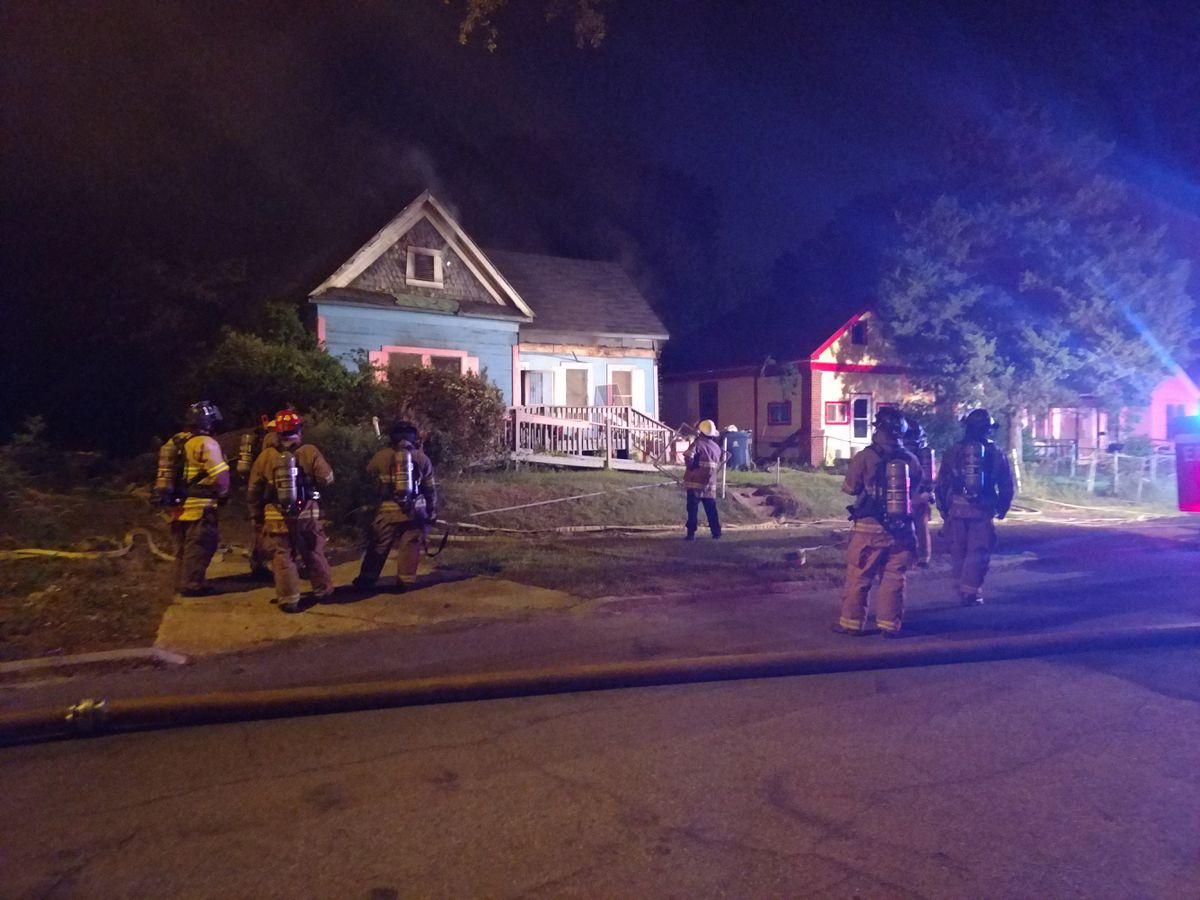 SFD extinguishes early morning blaze at home