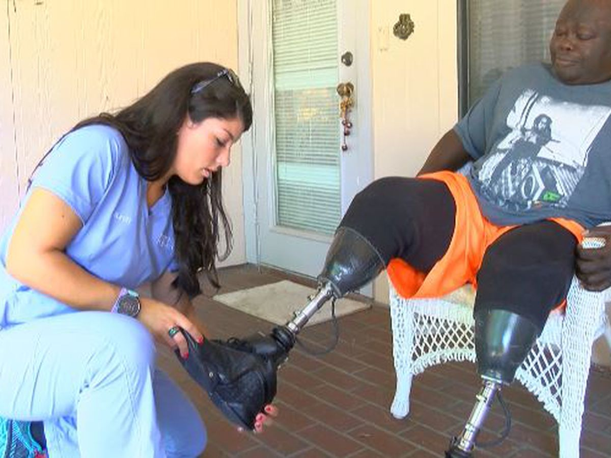Shreveport Prosthetics looking for shoes for local amputees