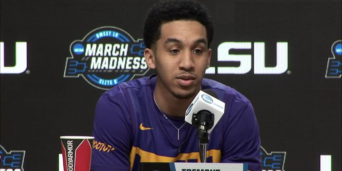 LSU's Tremont Waters in the spotlight in battle of top point guards