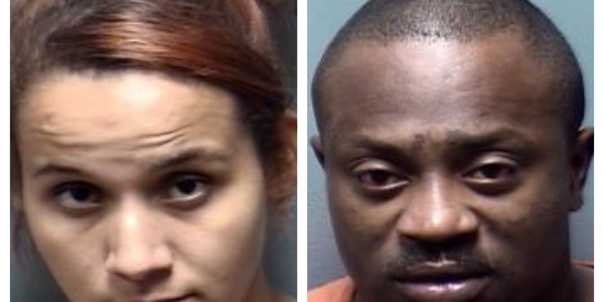 Traffic stop leads to multiple charges for couple in DeSoto Parish