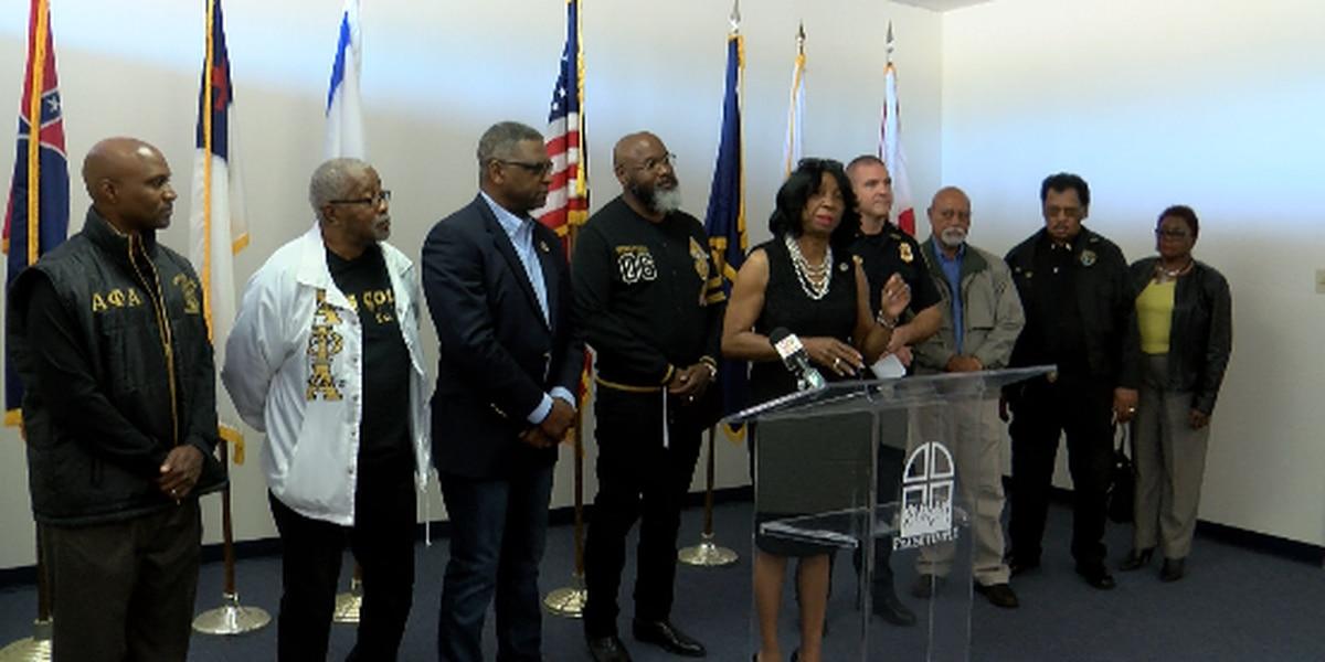 Rep. Norton announces launch of new crime prevention effort