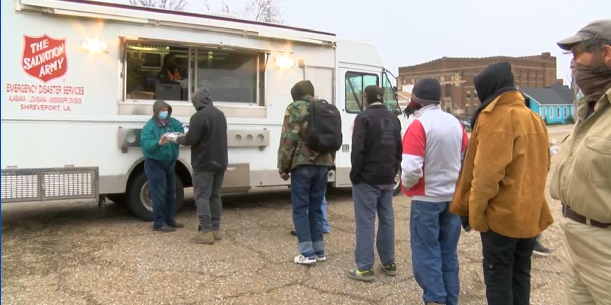 Shreveport organizations prepare to shelter homeless from winter weather