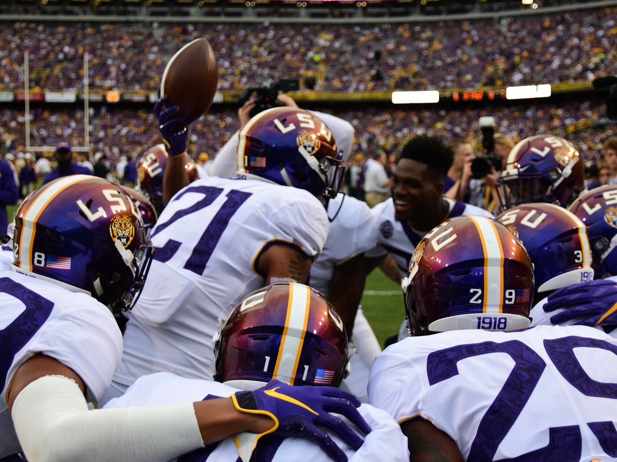 LSU, Bama set for 'Saturday night in Death Valley'