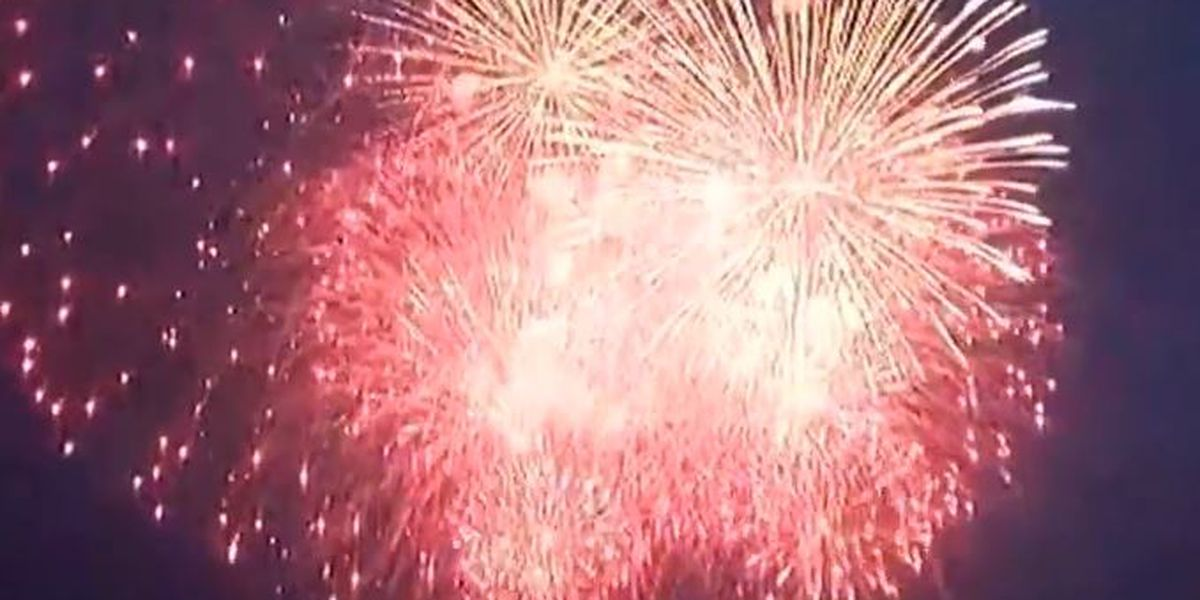 ArkLaTex residents celebrate Fourth of July with food, fun, fireworks