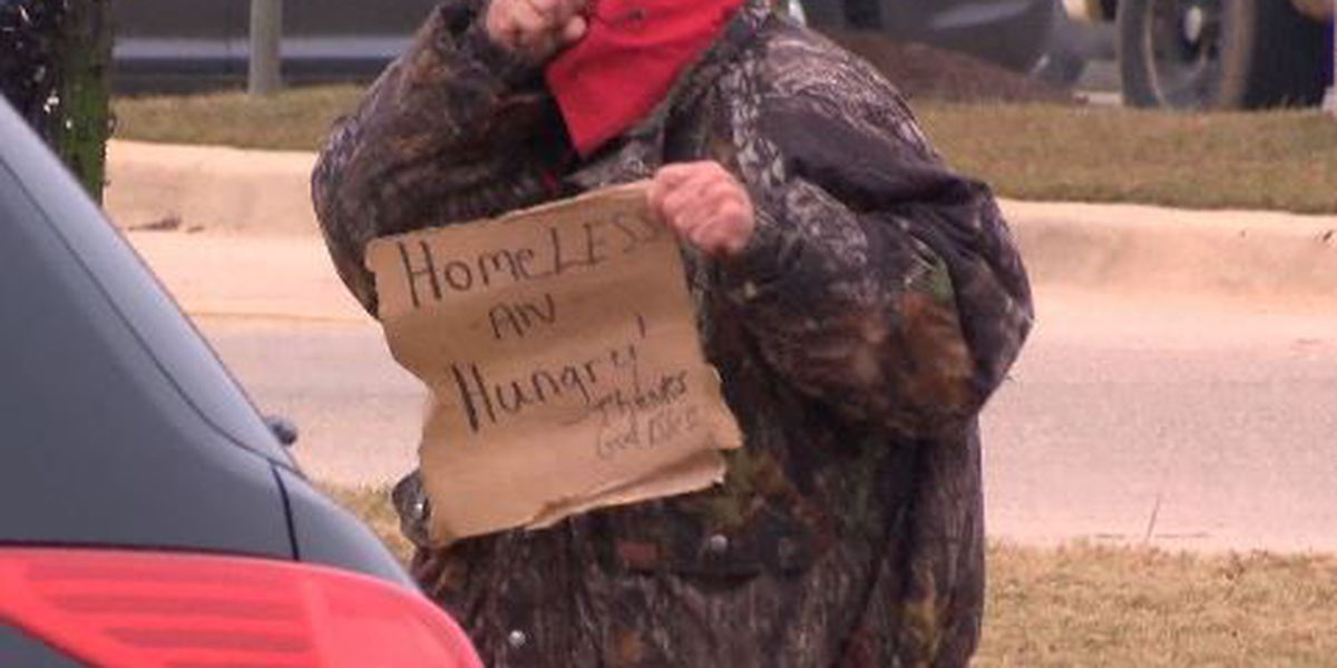 ACLU calls proposed ban on panhandling in Bossier City unconstitutional