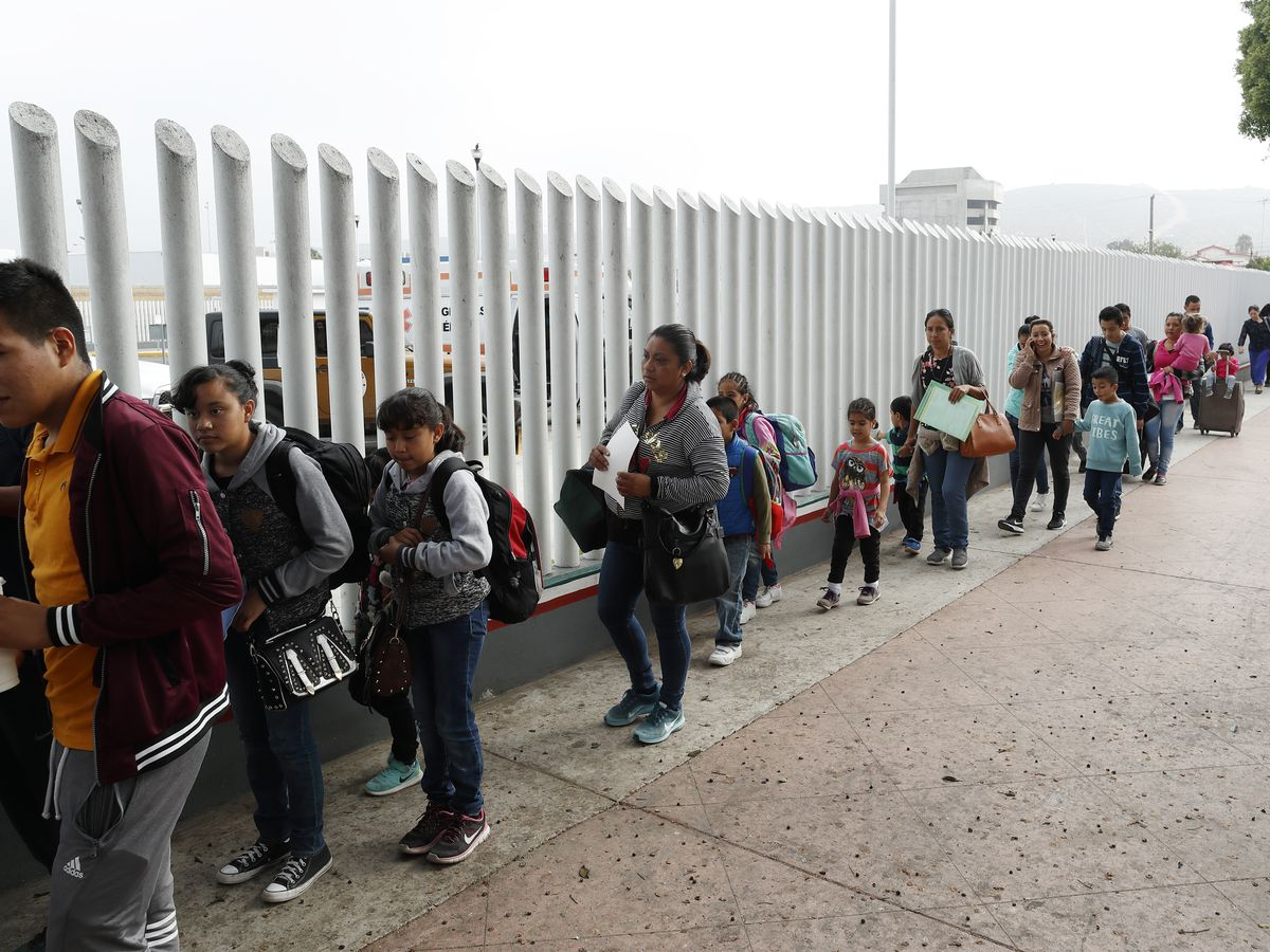 Parents of 545 children separated at border can't be found