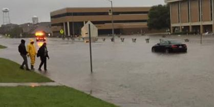 Grambling State closed Monday in wake of heavy rains, flooding