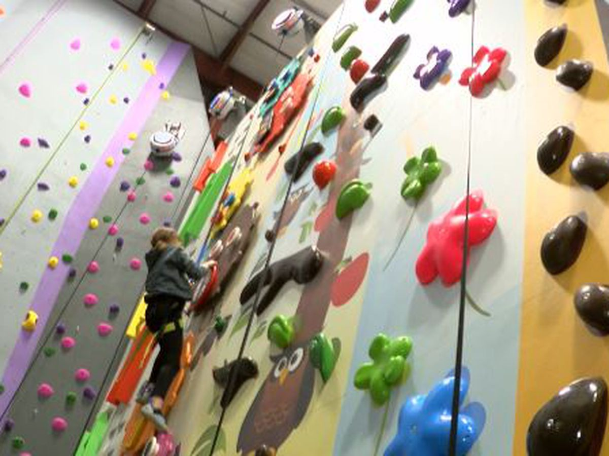 New indoor rock climbing gym opens in Bossier City