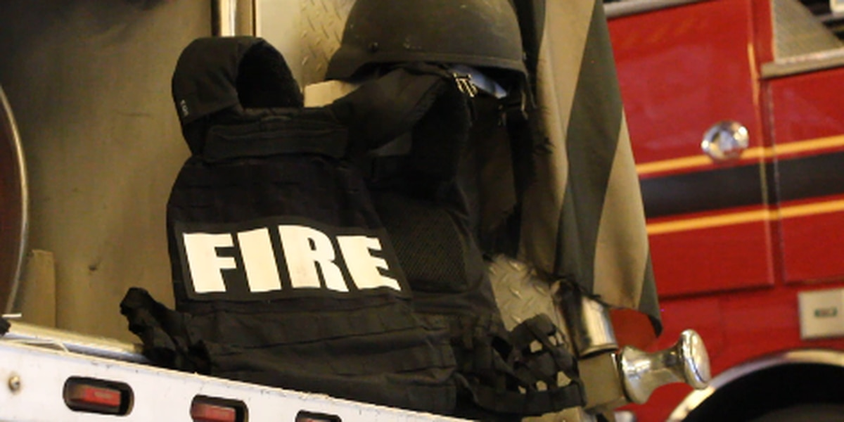 SFD looking for ways to protect firefighters, medics