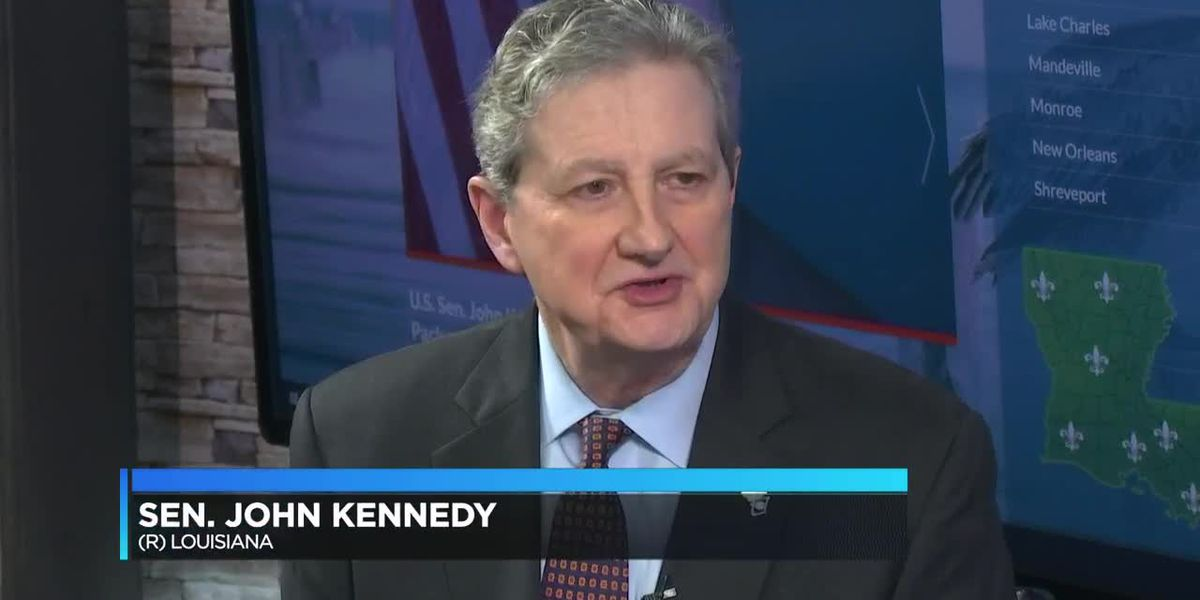 Sen. Kennedy discusses recent spending bill, immigration
