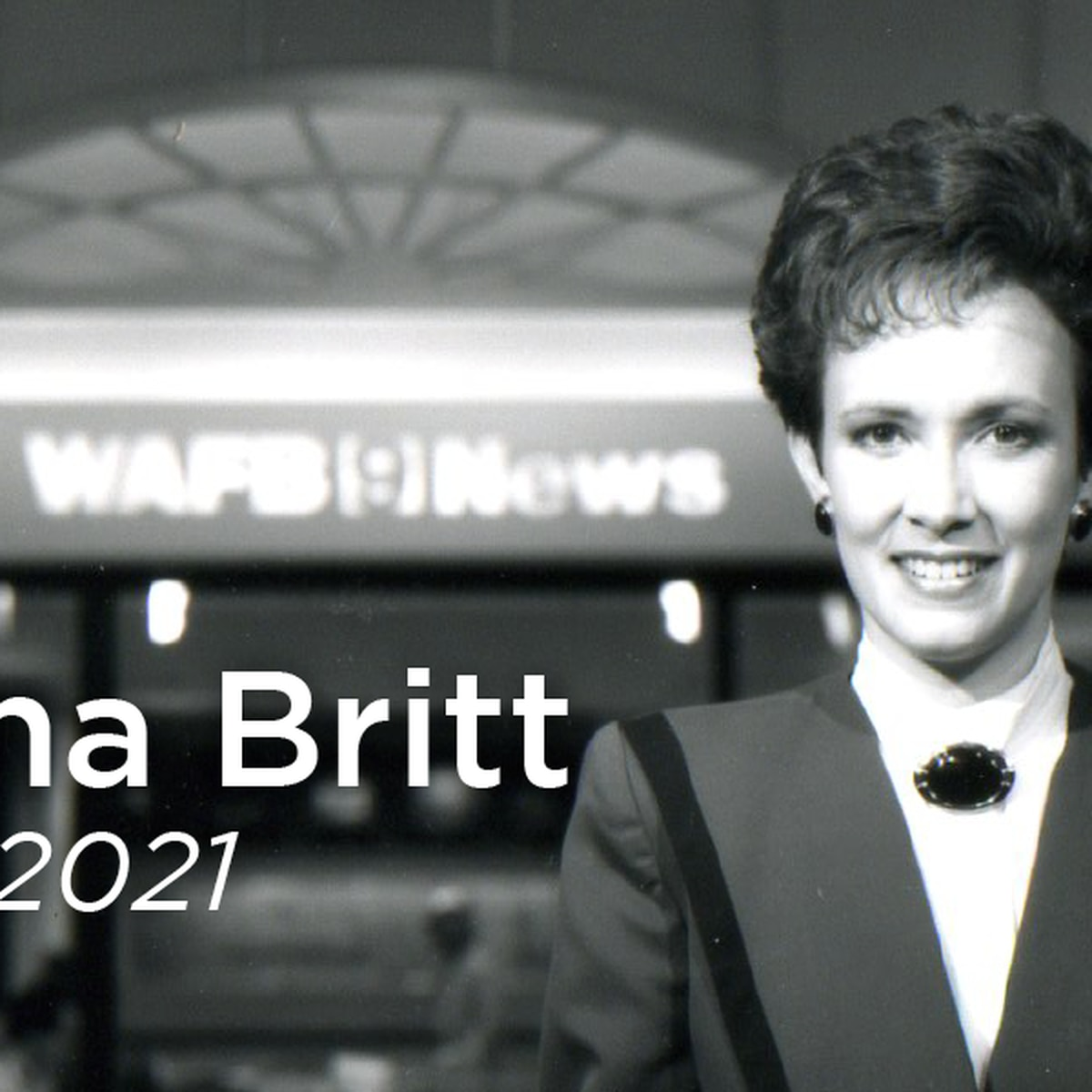 Beloved WAFB anchor Donna Britt passes away