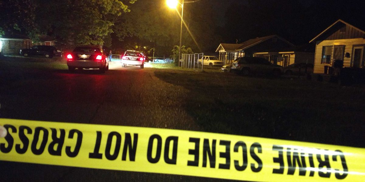 Two early morning shootings: Man killed, woman injured