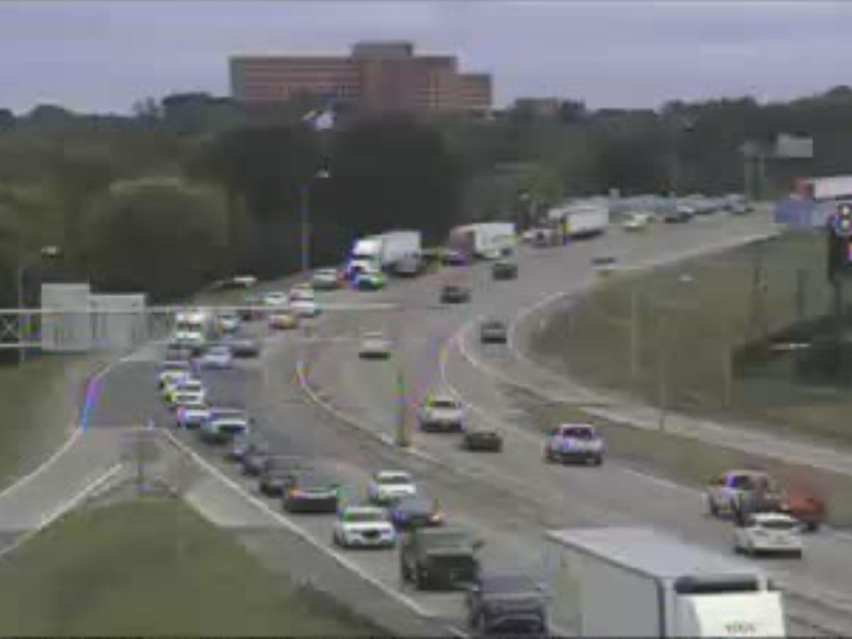 I-20 crash snarls rush hour traffic commute