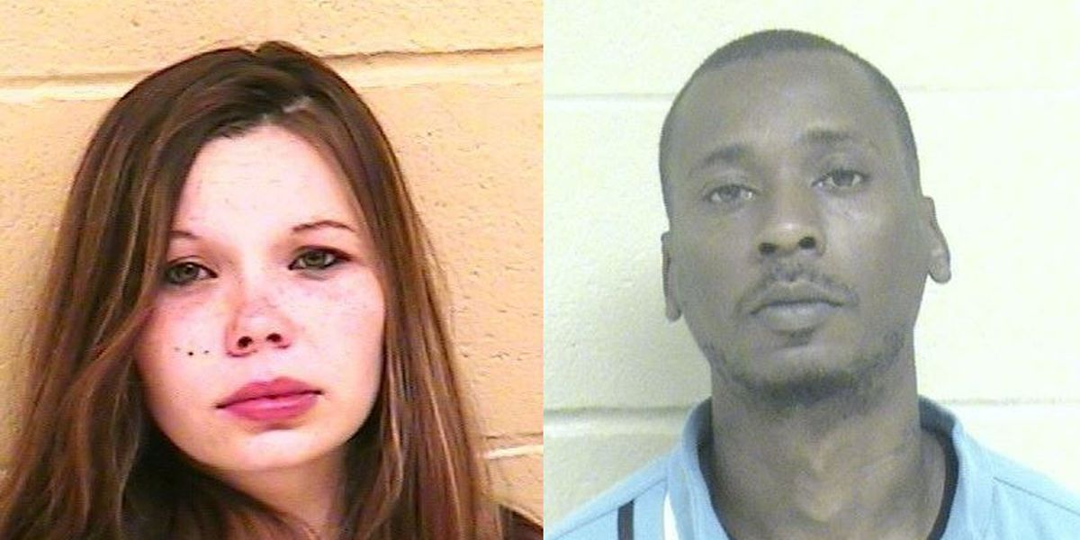 Pair arrested in robberies, shooting, kidnapping arrested & identified