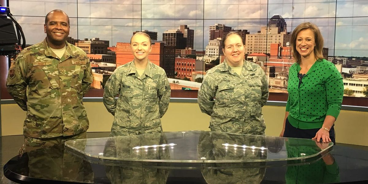 KSLA's Marie Waxel receives national military reporting award
