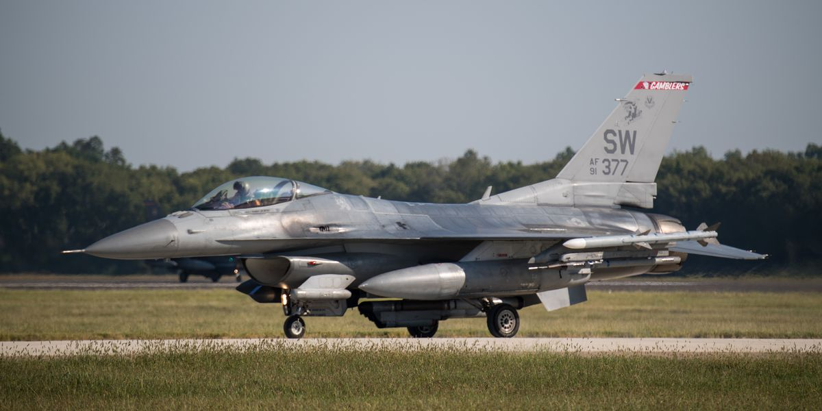 Air Force jets seek refuge at Barksdale Air Force Base