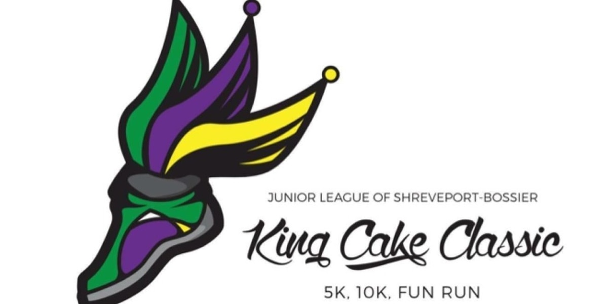 4th Annual King Cake Classic run