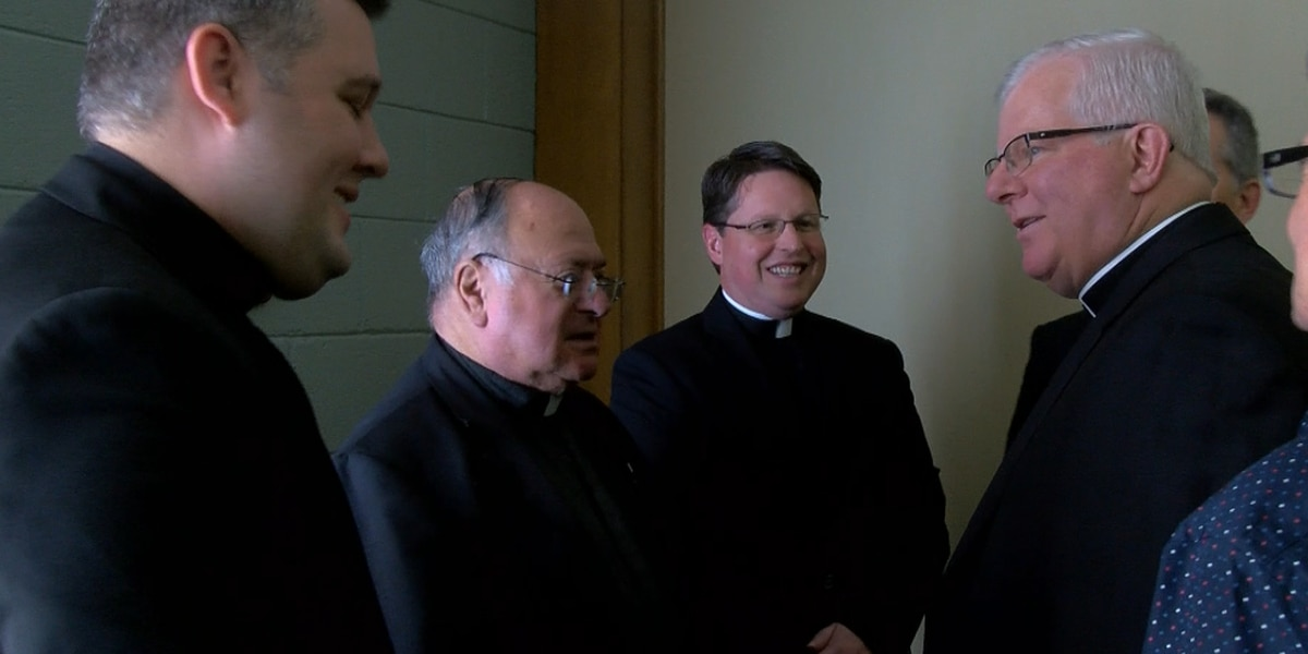 Catholic Diocese of Shreveport has a new bishop