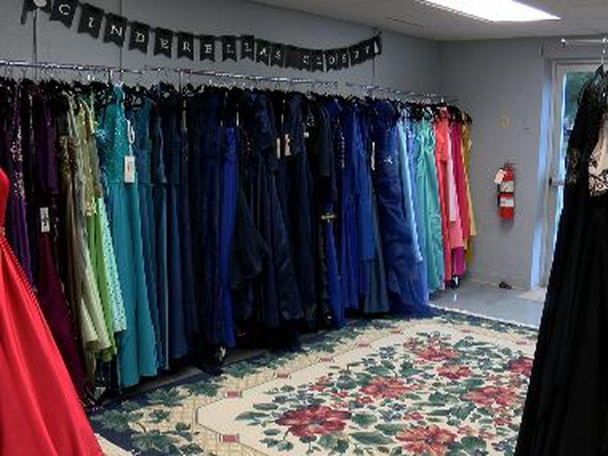 KSLA Salutes: Cinderella's Closet marks a year on BAFB