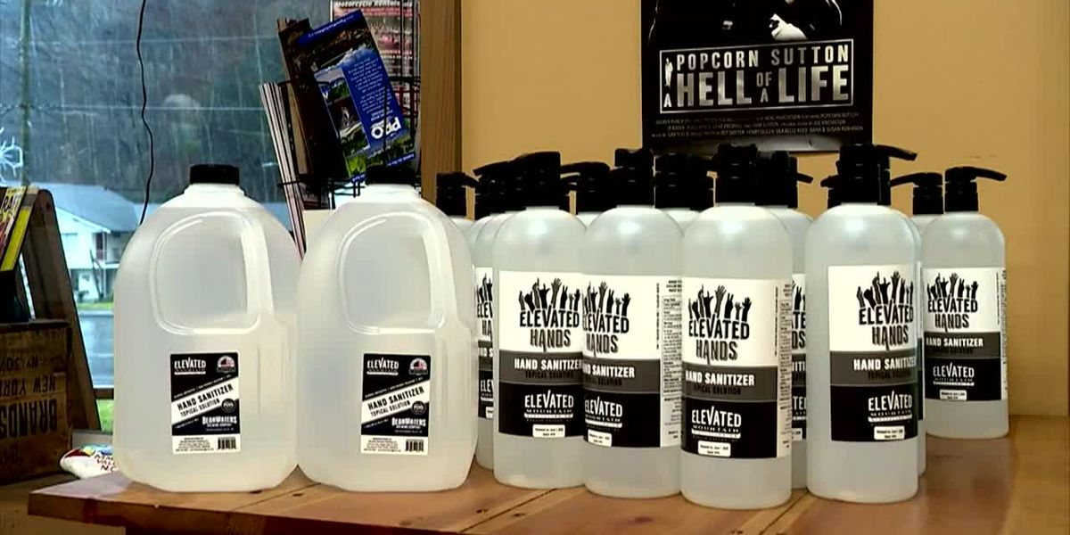 Distillers that made hand sanitizer won't face federal fine