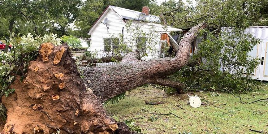 Okla. governor declares statewide state of emergency