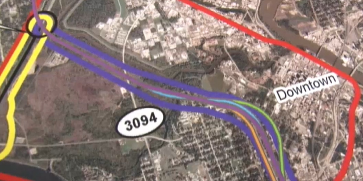 The latest on the I-49 Inner City Connector