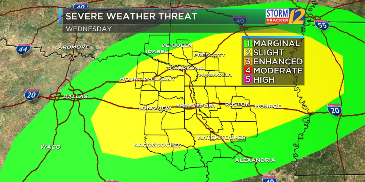 Flash flooding and severe storms possible again this week