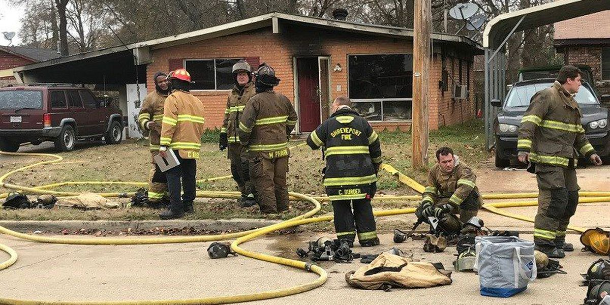 SFD extinguish house fire in Mooretown