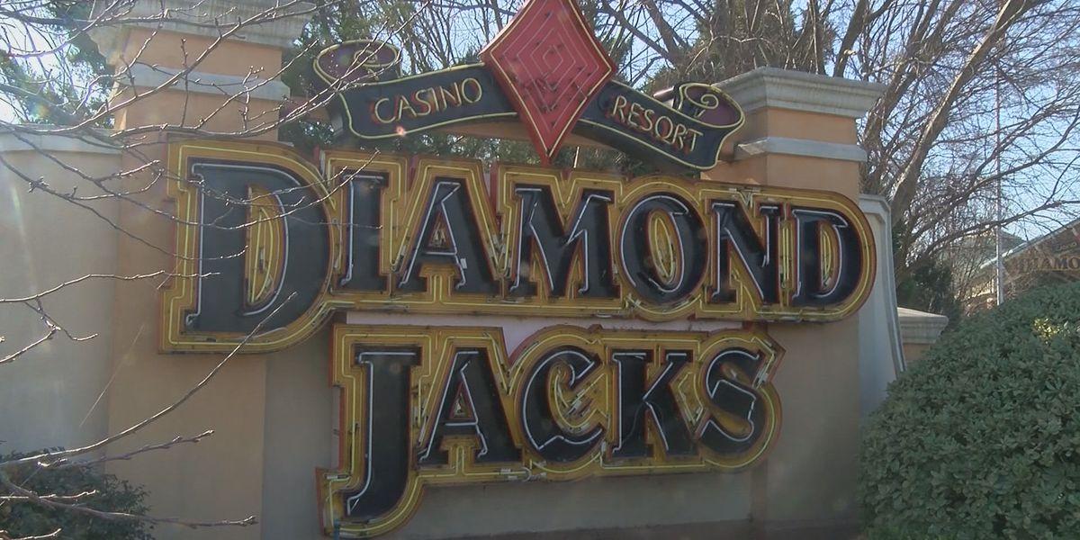 Bossier City loses $1.5 million in tax revenue due to DiamondJacks Casino closing